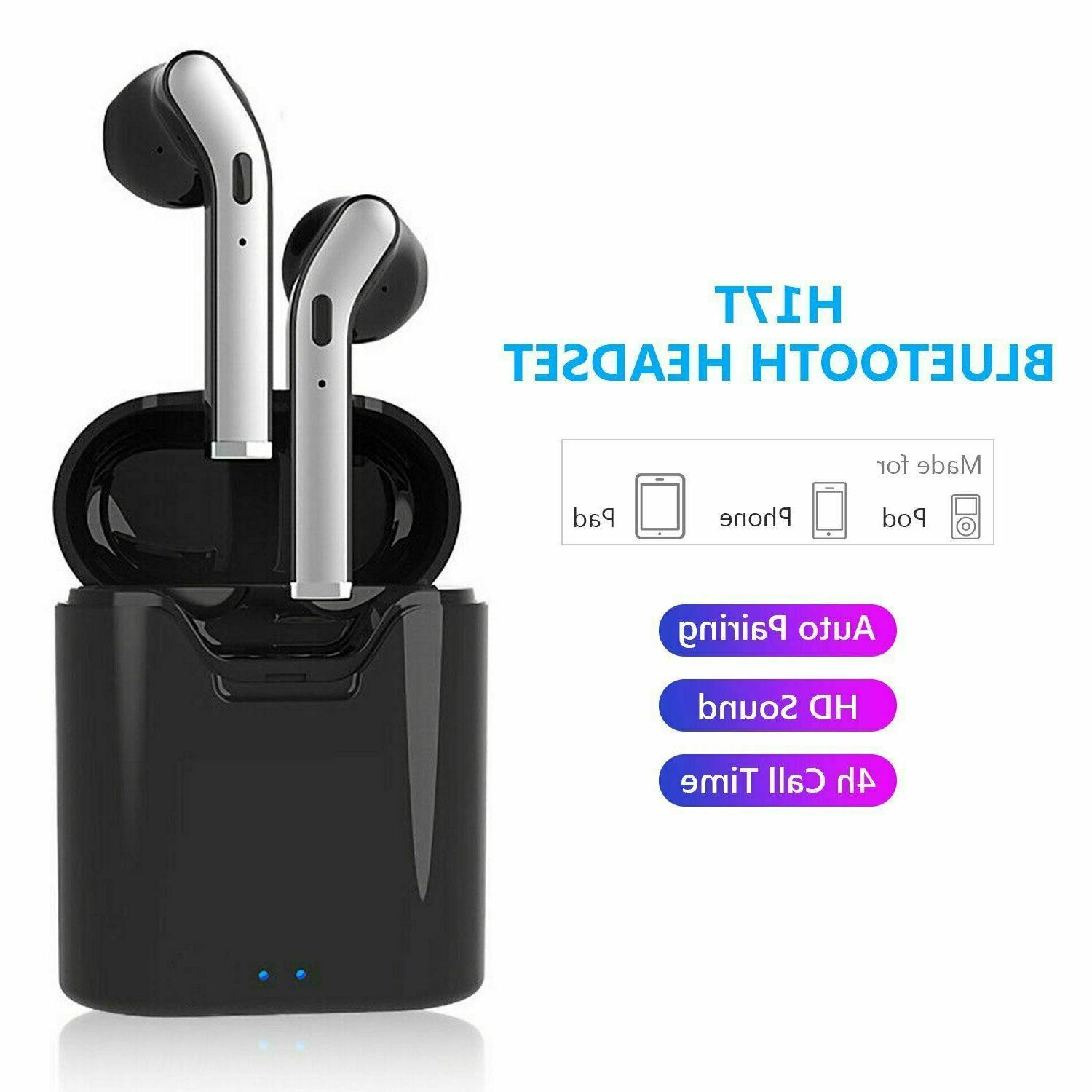 **FAST 5.0 Earbuds Headphones Noise Cancelling!