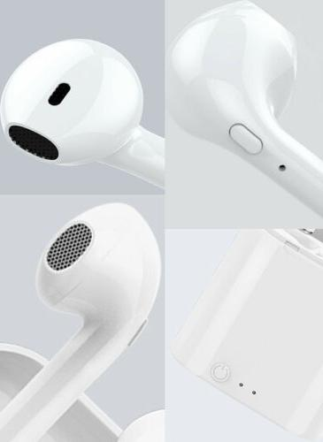 i7S TWS Earbuds Music Hand
