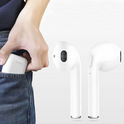 i7S Wireless Bluetooth Earbuds Microphone Hand Free
