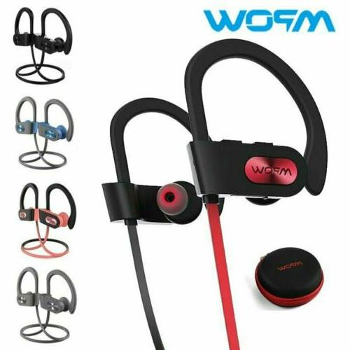 Mpow Flame Bluetooth Earbuds Headphone Wireless Sport Richer