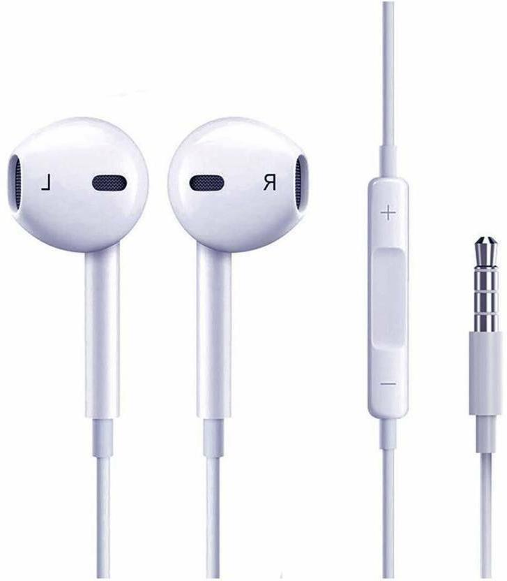 Gift For Apple iPhone 6 7 X XR 11 Wired Headset Earbuds
