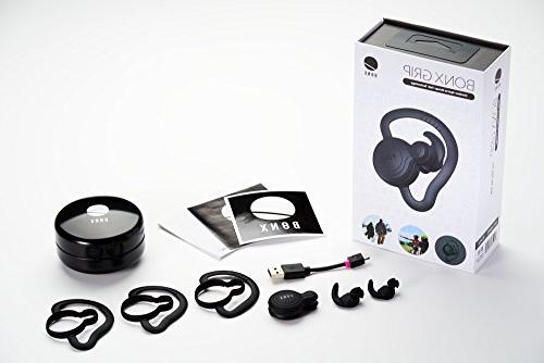BONX Noise Cancelling Multifunction Sports Earbud Microphone
