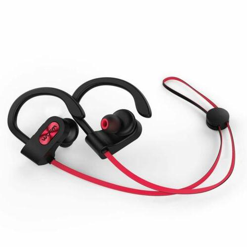 Mpow Flame Bluetooth 4.1 Stereo Bass Earbuds Mic