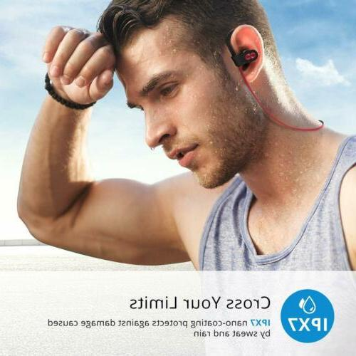 Mpow Flame Headphone Earbuds iOS Android
