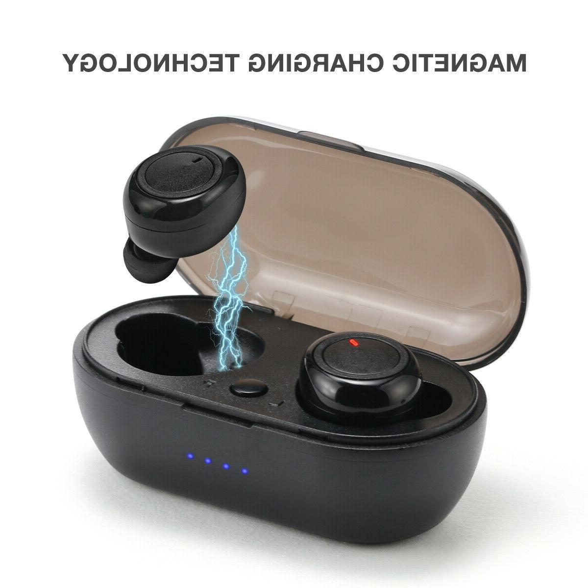 Wireless Bluetooth Earbuds for IOS Universal