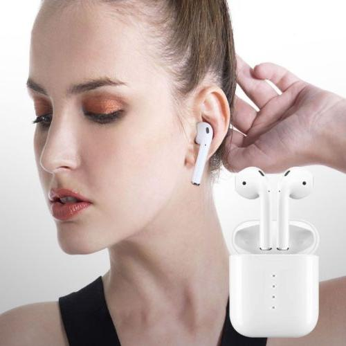 i10 TWS Earphone Earbuds Stereo Headset Apple