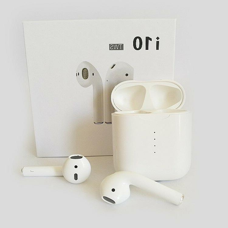 i10 TWS 5.0 Earbuds Headphones Quality for