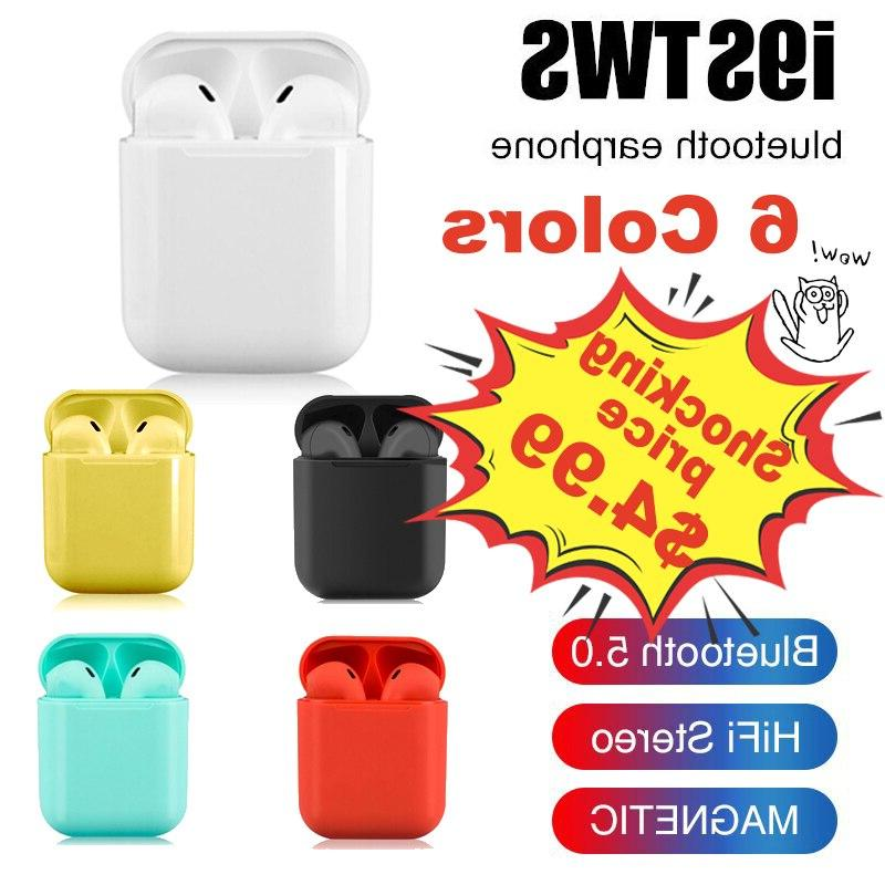 i9s tws colorful wireless font b mini