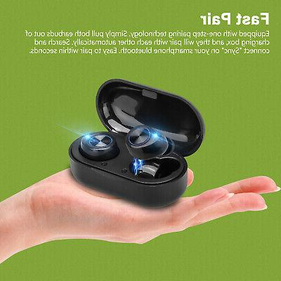 IPX7 Waterproof Wireless Headset Headphone
