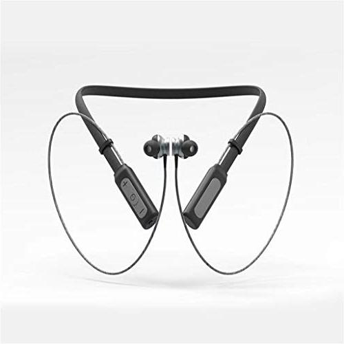 Freshzone Newest Magnetic Bluetooth Super Stereo Earphone Universal