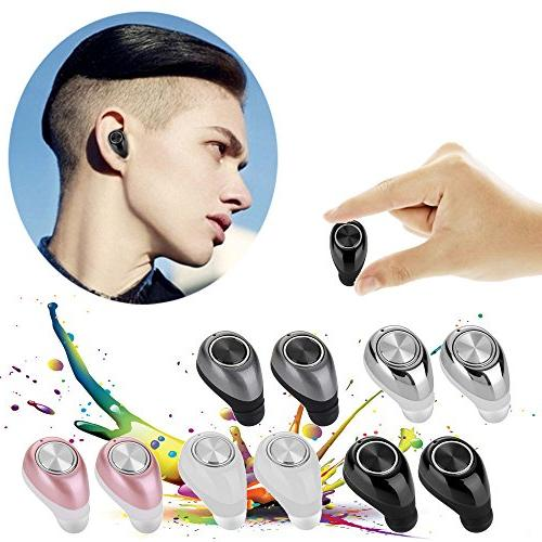 Mini Earbuds Earphone,Ounice Mini TWS Twins Wireless 4.1 Earbuds Headset Stereo In-Ear