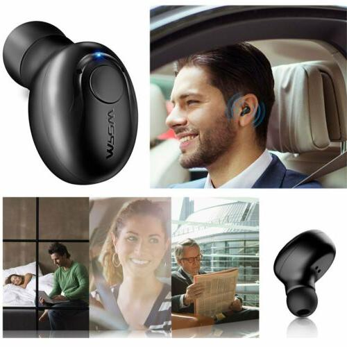 MPOW In-Ear Wireless Business Earphone Headphone Earbud