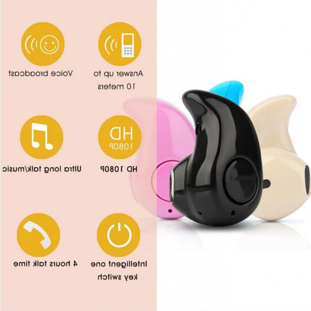 Mini Wireless Noise Cancelling S530 for