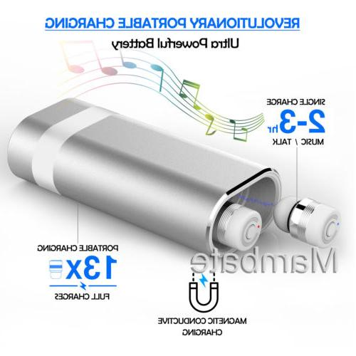 Wireless Stereo for iPhone Samsung