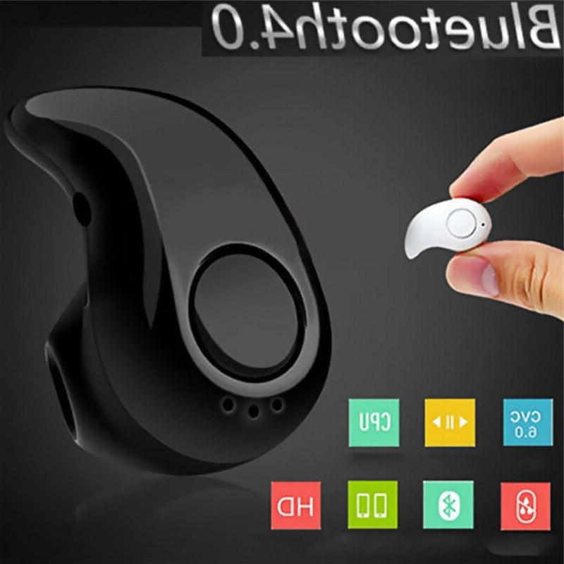 Mini Wireless in Ear Sport with Mic Handsfree Headset for All For Samsung Xiaomi