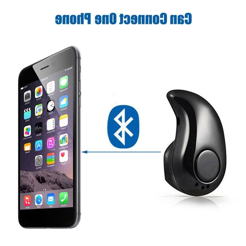 Mini <font><b>Bluetooth</b></font> in with Mic Headset for All Phone For Samsung