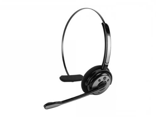 wireless hands headset boom microphone