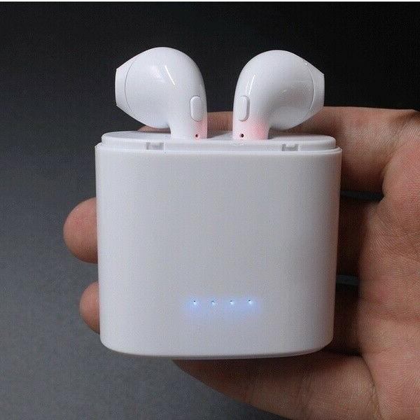 NEW Bluetooth Earbuds With Case Android and IOS