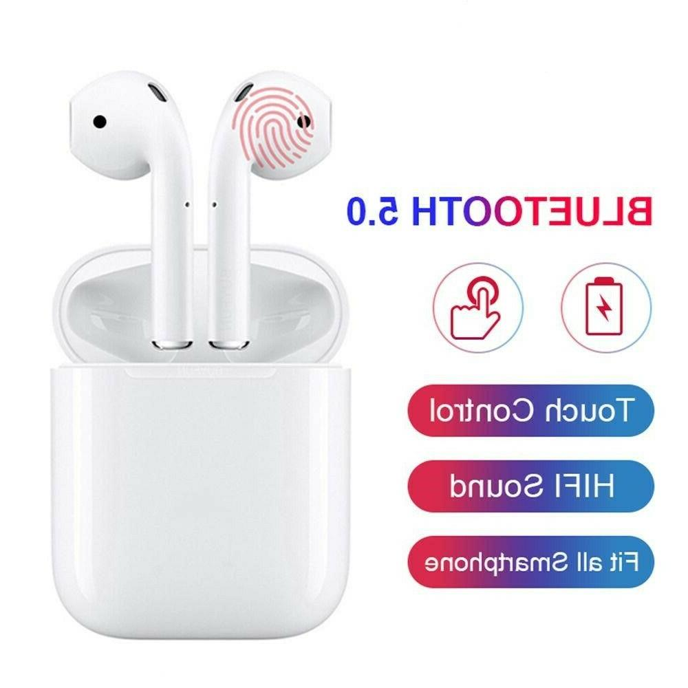 New Auto Pairing Style Earbuds w/ Bluetooth