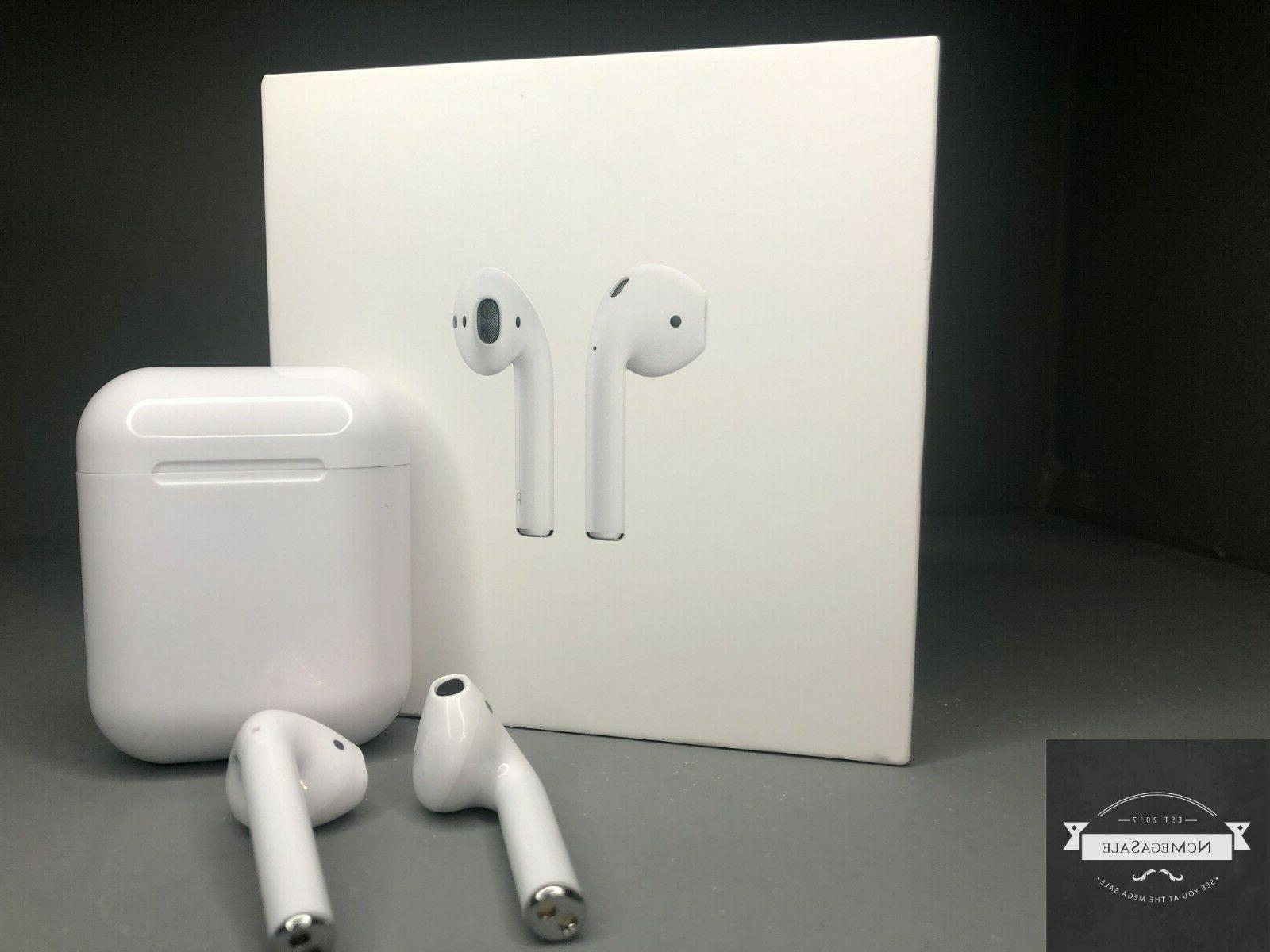 new auto pairing airpods style wireless earbuds