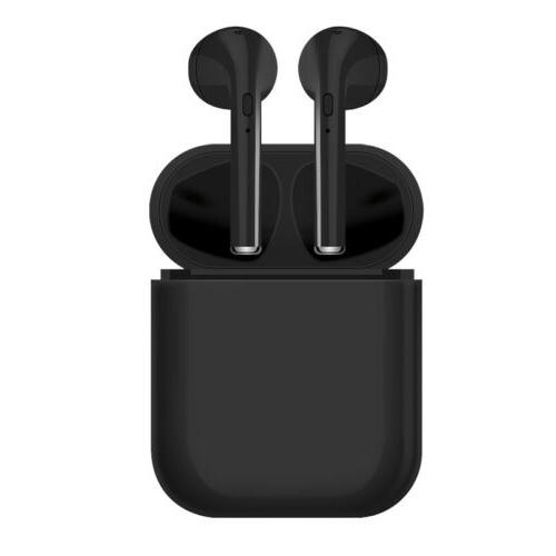 NEW pods Bluetooth 5.0 Headphones +Charging Case