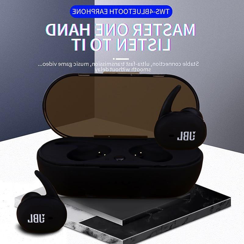 New Quality Twins Bluetooth Headset earphone For of smart