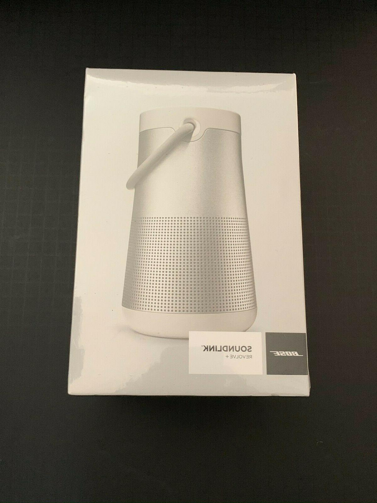 new in box soundlink revolve plus bluetooth