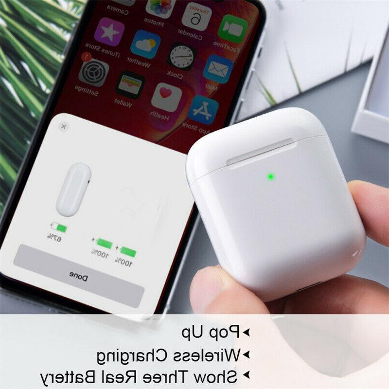 Wireless Bluetooth Compatible With Apple AirPods iPad