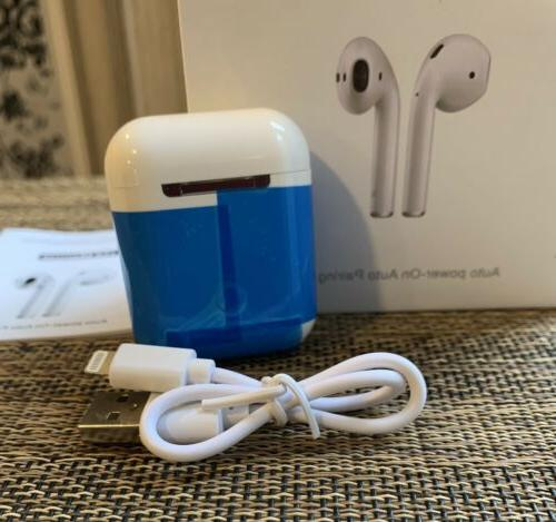 New Wireless Bluetooth Headphones Earbuds with Case