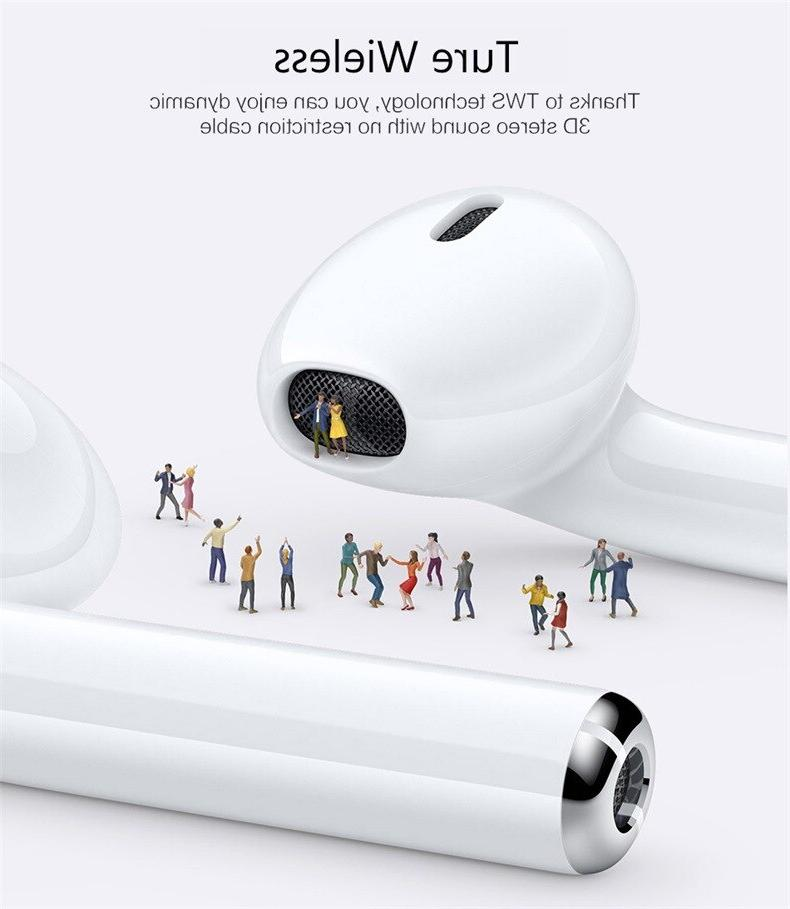 original POP 5.0 earphone Headset With Charging for