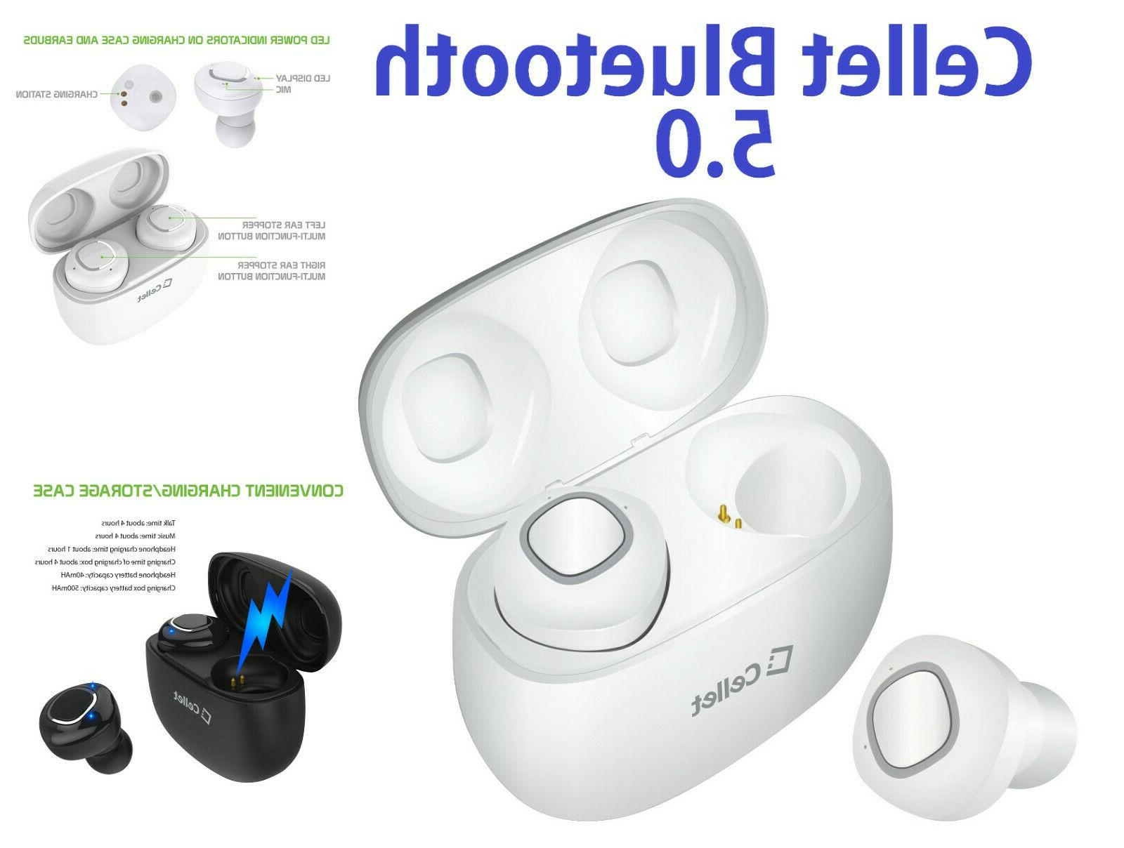 premium 5 0 true wireless earbuds
