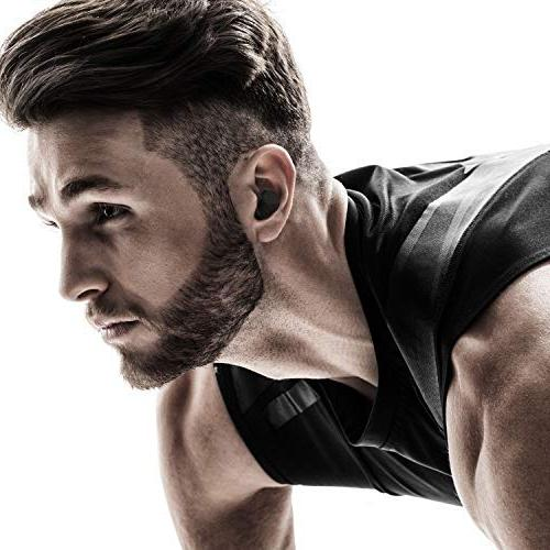 Cobble Pro True Earbuds 5.0 5.0 with Wireless Auto Pairing, 30H Black