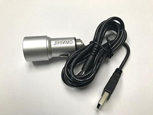 replacement usb car charger micro