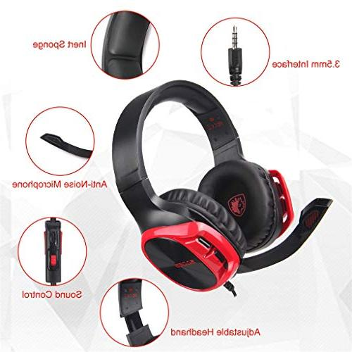 JP-DPP9 Headset 3.5mm Over-Ear with Microphone One