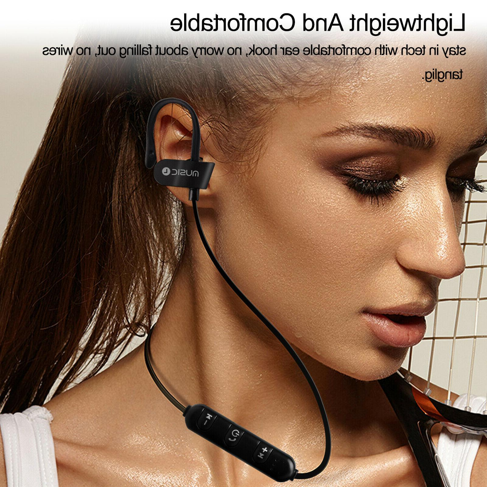 Sweatproof Wireless Headphones