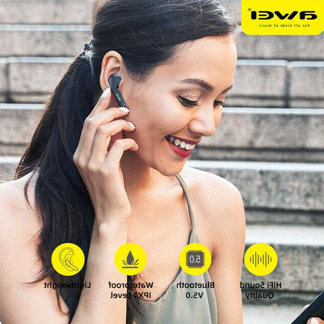 AWEI True Wireless Stereo Bluetooth with Touch WP