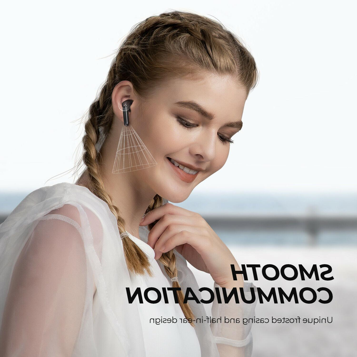 SoundPEATS Earbuds Bluetooth QCC3040