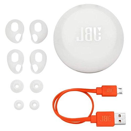 JBL Free Wireless in-Ear Headphones Built-in Remote and