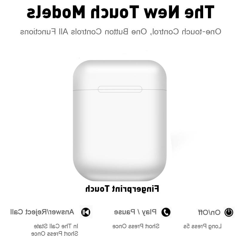 TWS <font><b>Wireless</b></font> Touch For Smart