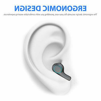 TWS Wireless Bluetooth iPhone IOS Android