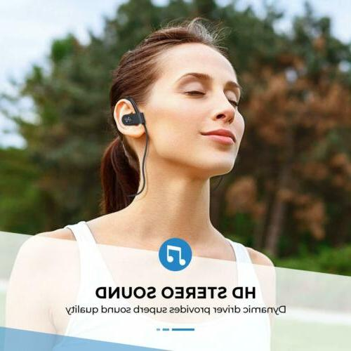 Mpow Upgraded Bluetooth 5.0 Earphones HiFi