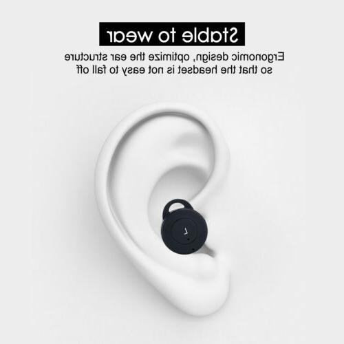 V4.1 Headset TWS Wireless Stereo Earbuds