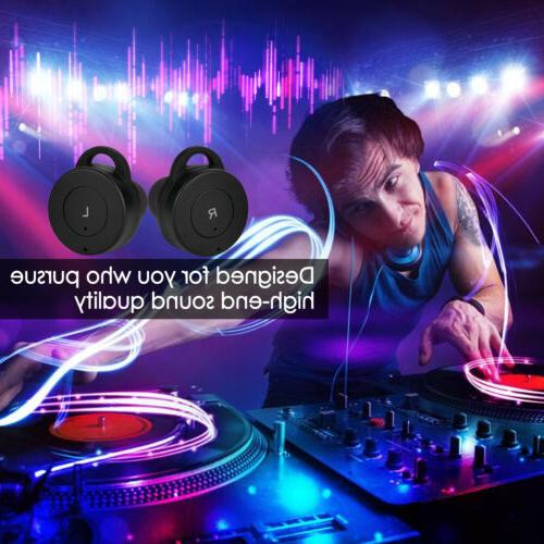 V4.1 Bluetooth Headset Mini TWS Stereo Earbuds