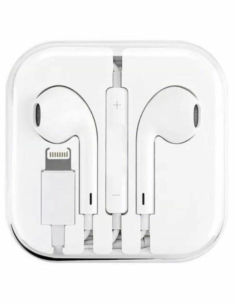 Wired Bluetooth Headphones Headsets In-ear for iPhone 8