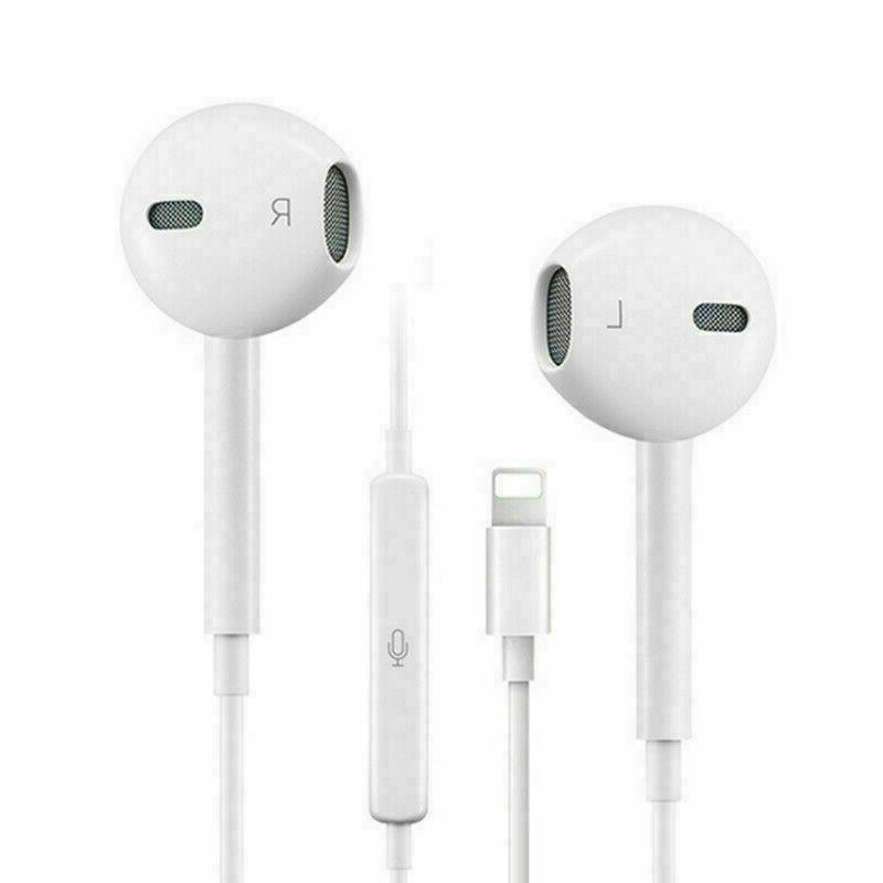 Wired Headset Headphones Earbuds For 7 8 Plus X XS MAX XR SE