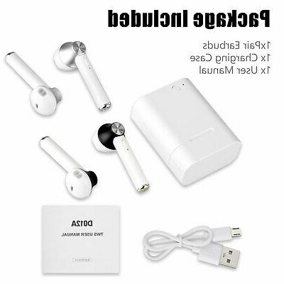 Wireless 5.0 Earbuds Airpods Apple iPhone