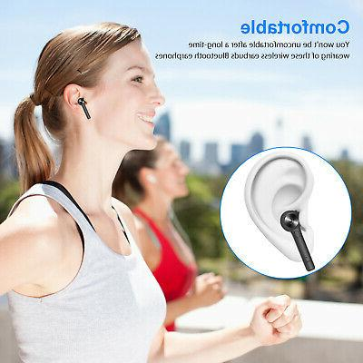 Wireless 5.0 Earphone Earbuds Airpods for iPhone