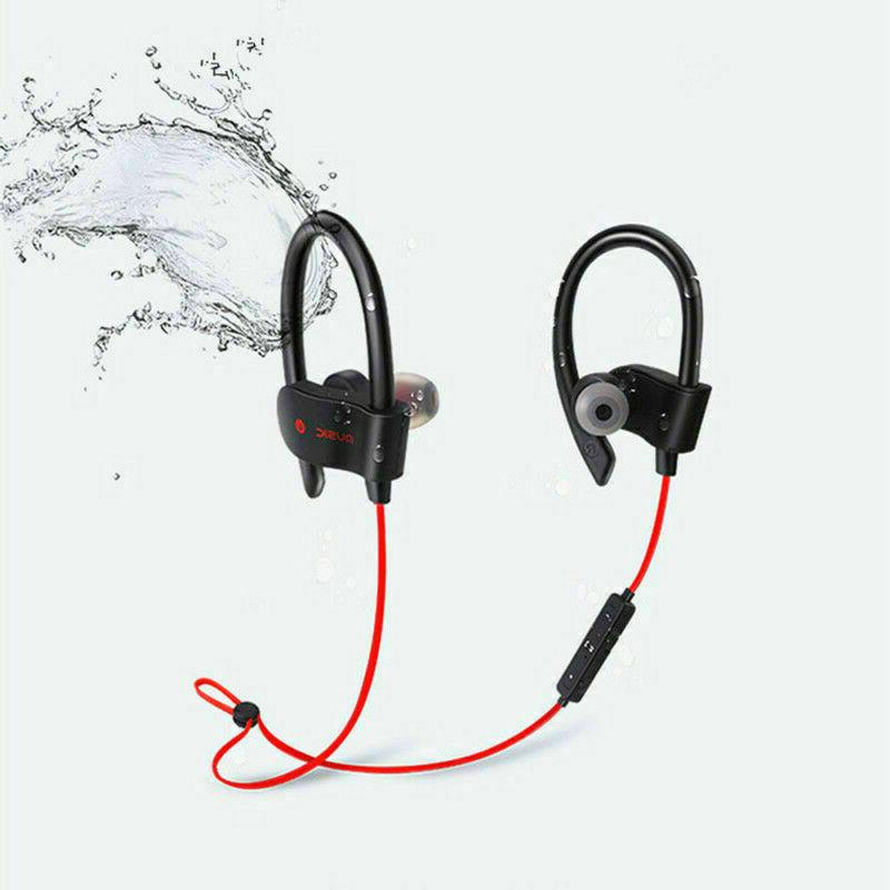 Sweatproof Stereo Earbuds For Cell Phone