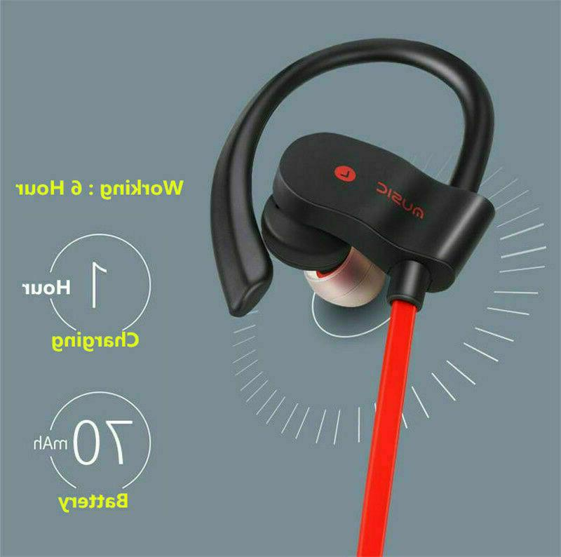 Wireless 4.1 Sweatproof Stereo For Cell