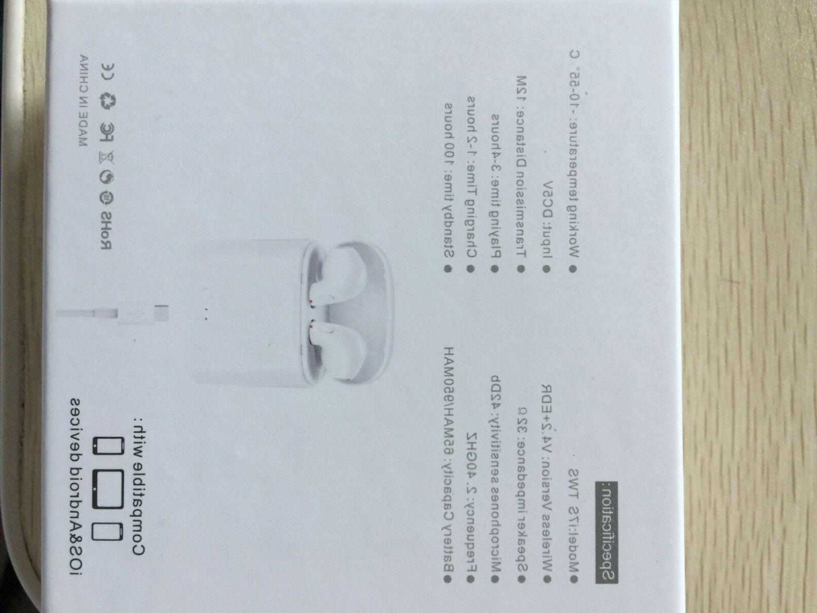 Wireless Earbuds phone For iPhone 6 7